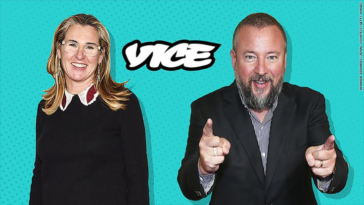 Vice Medias Shane Smith out as CEO being replaced by Nancy Dubuc