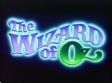 free Wizard of Oz Animation | File:The Wizard of Oz TV Series logo.jpg