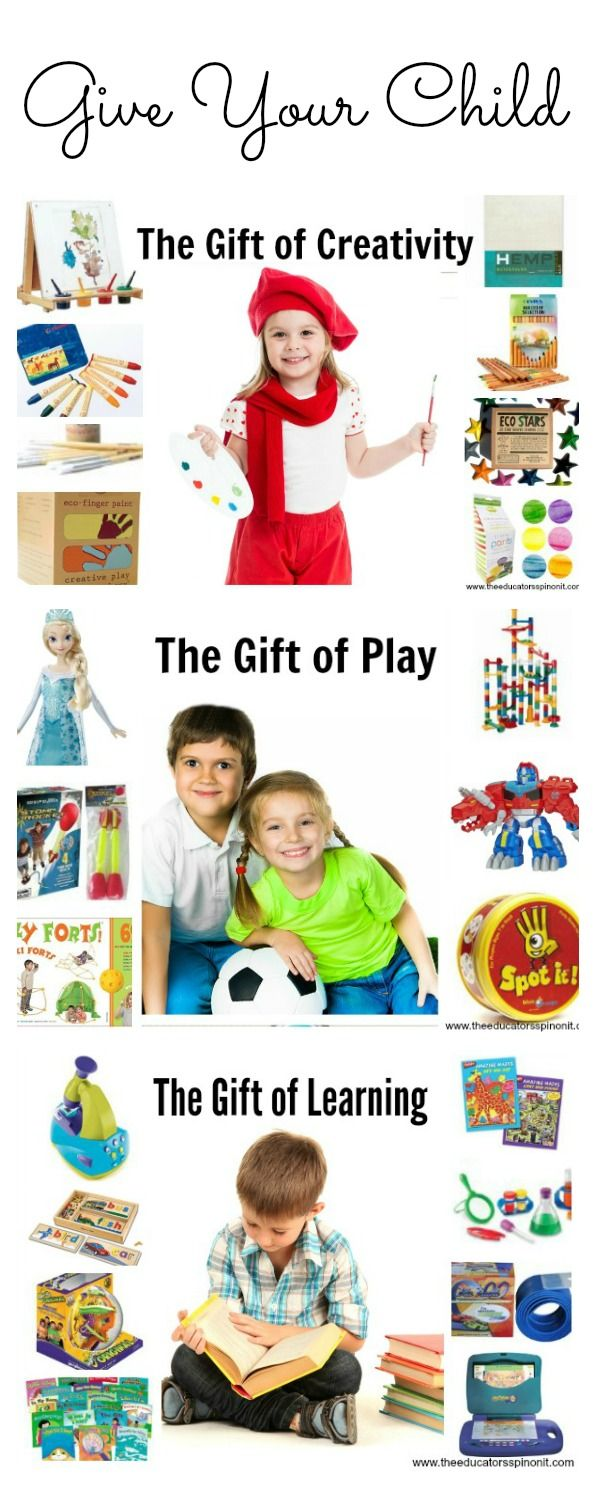 5 Year Old Gift Ideas