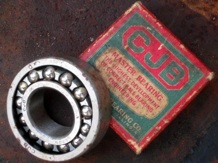 CJB master bearing with packaging