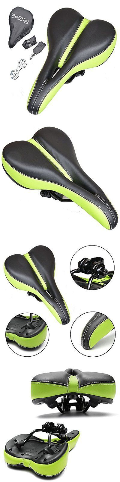Saddle Covers Seat Covers 177838: Cushion Gel Bicycle Bike Seat For Men Comfortable Saddle Comfort Road Racing -> BUY IT NOW ONLY: $30.95 on eBay!