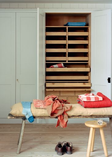 Other Rooms - Bespoke, Handmade, Shaker, Country and Designer Bedroom Cupboards and Screens from Plain English