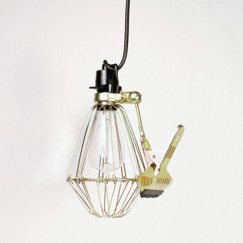 LET LIV - Clip Cage Light