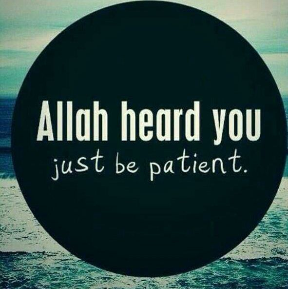 Just be patient #islam #muslim #Allah #Quran #ProphetMuhammadpbuh #instagram #photo #photooftheday #beautiful #photography #advicequotes #lord #god #love #man #men #woman #women #india #girl #girls #boys #pictures #Facebook #twitter #guidance #truth #heart #heaven #photogrid