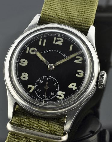 Vintage Military Watches For Sale @ WatchesToBuy.com