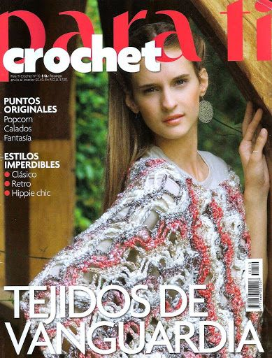 Para Tí Crochet Nº 10 - Melina Crochet - Picasa Webalbumok