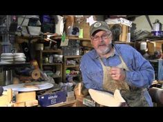 ▶ In The Shop - Carving a Decoy - Getting Started - YouTube