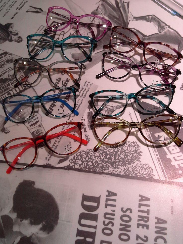 Spring collection #lio #spring #treviso #news #veneto #eyewear