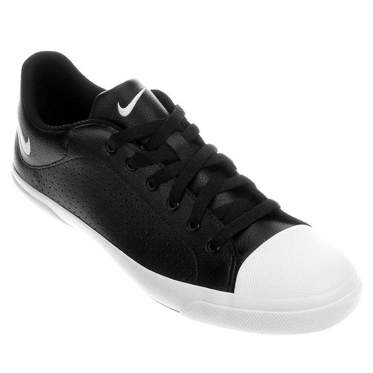 Tênis Nike Biscuit 2 Sl Preto e Branco   Netshoes