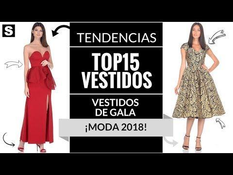 4dde4392 Más de 85 Bellos Vestidos de Gala que Definitivamente Están a la Moda  ¡Tendencias 2019