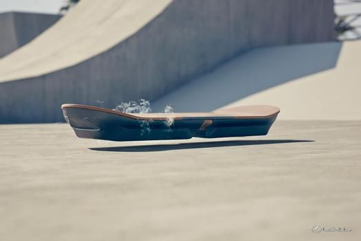 Create Hoverboard of the Future By Lexus Read More: http://www.autoshype.com/the-future-by-lexus.html #Hoverboard #Lexus #FutureByLexus #LexusHoverboard #AmazingFrictionlessMovement
