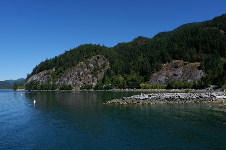 Porteau Cove - Sea to Sky - Vancouver - British Columbia - Great swimming spots near Vancouver