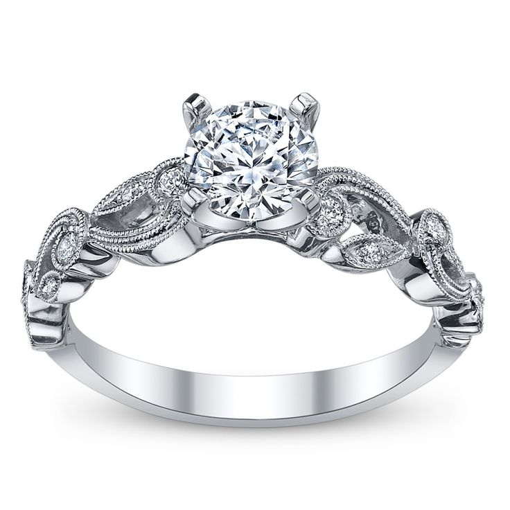 Vintage Engagement Rings | Valentine's 2013: Cupid's Engagement, Wedding and Promise Ring Gift ...