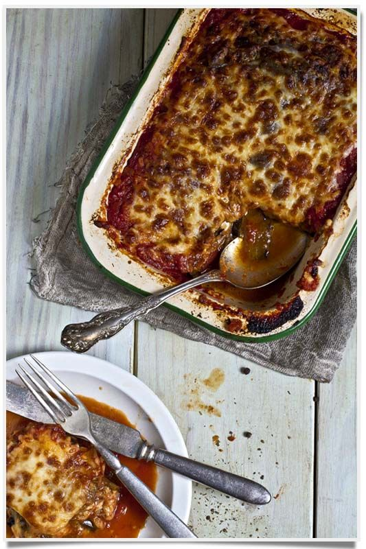 Grilled eggplant and squash lasagna. | eat drink and be ...