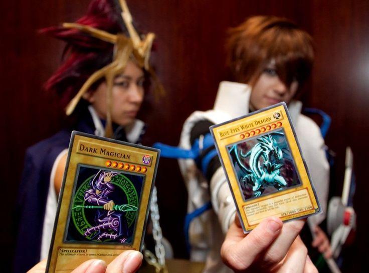 Yu-gi-oh: Magician and Dragon by Ai-rika on DeviantArt