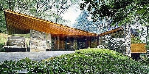 Reisley House , 1951, Pleasantville, New York, Frank Lloyd Wright Architect, Frank Lloyd Wright Over the past several years it ha...