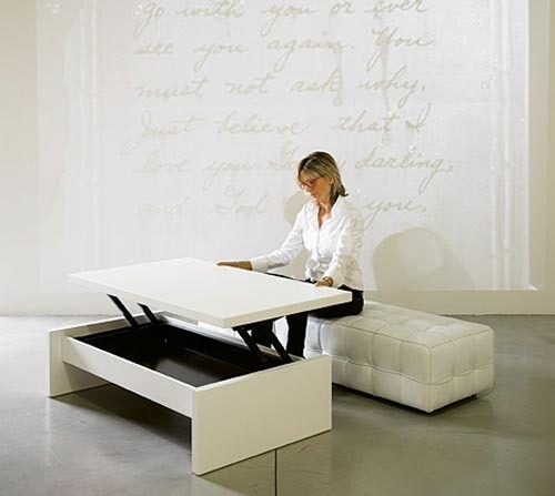 Resource Furniture: Space Reinvented