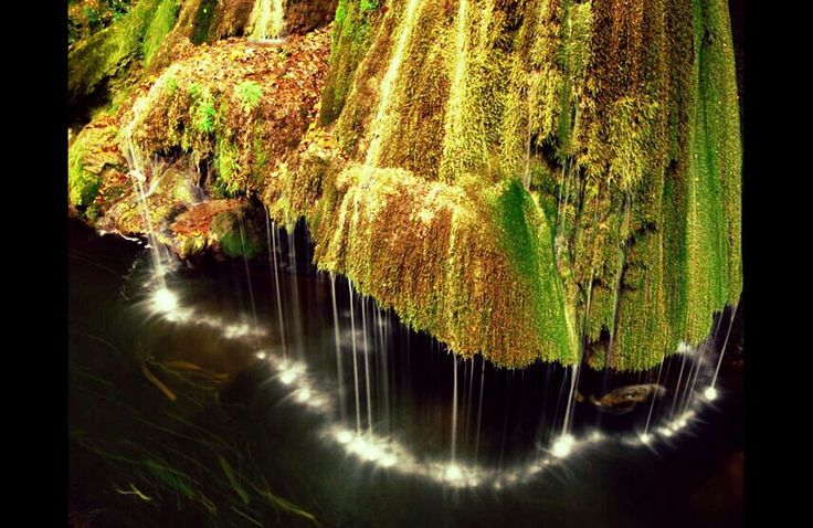 Most beautiful waterfall of the world is in Romania.This is theBigar Cascade Fallssituated in Caras-Severin. Very unique on the way the water is spread and fall, in thiny shred of water. The waterfall is exactly on 45 Paralel which is unique again.