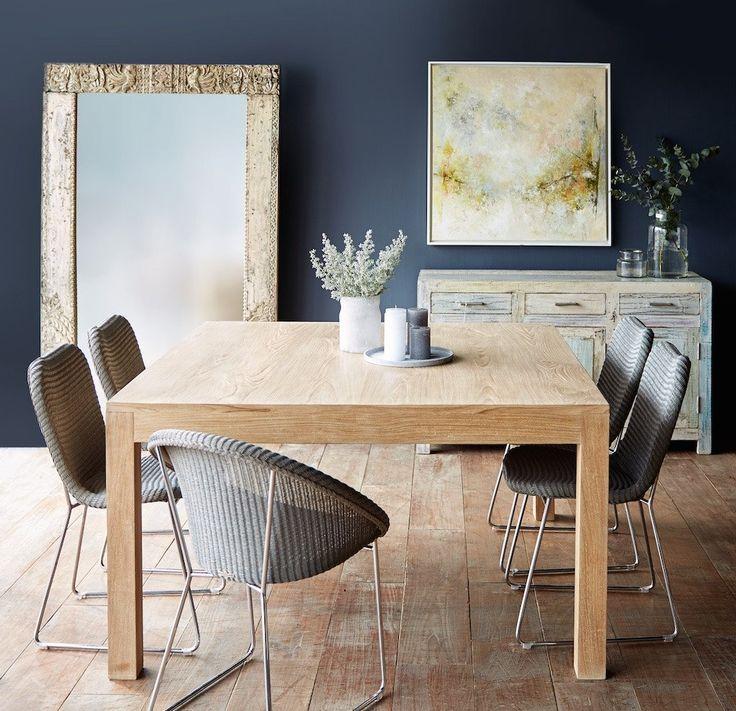 25+ best teak dining table ideas on pinterest | retro dining table