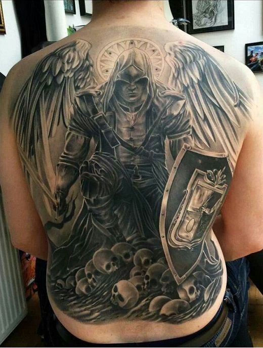 Creative warrior tattoo ideas | Best Tattoo 2015, designs and ...