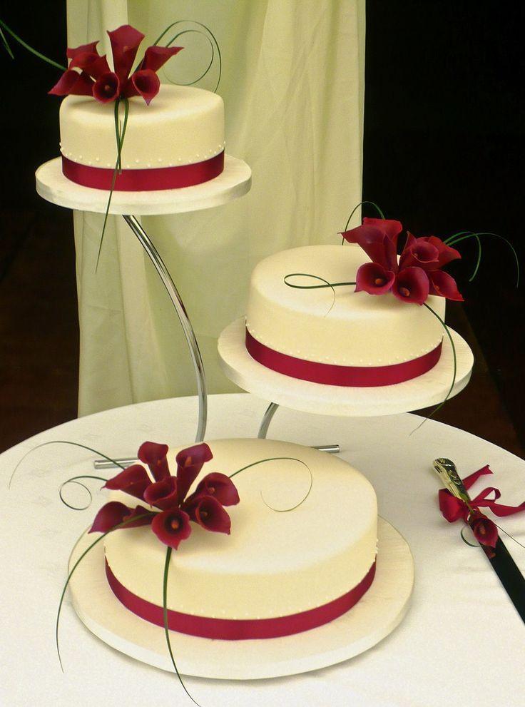 Designer Cakes - Wedding Cake Gallery