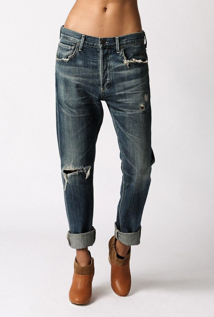 Corey Slouch Jean by Citizens of Humanity for Sale at Azalea