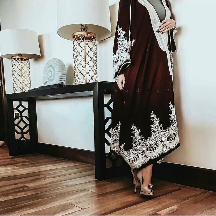 - INSPO | who else is loving this crochet bisht abaya?   Get your pre orders in this weekend. 2 week delivery time currently.  The above design is not our design but we can have these made upon request via our Bespoke Service.