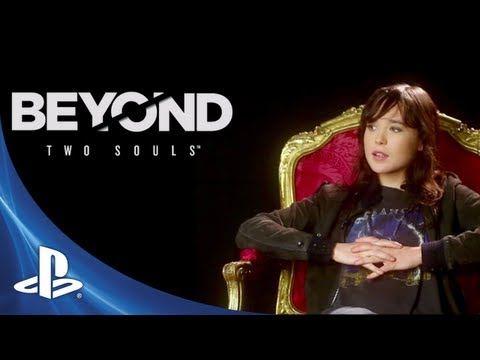 "BEYOND: Two Souls ""Beautiful Drama"" Trailer"