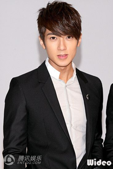 Wu Chun - first celeb crush and suddenly I remember why. You just don't get eyebrows like that anymore