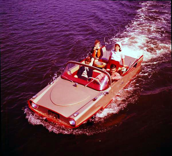 30 Best Amphicar 1961 1968 Images On Pinterest Cars Car And
