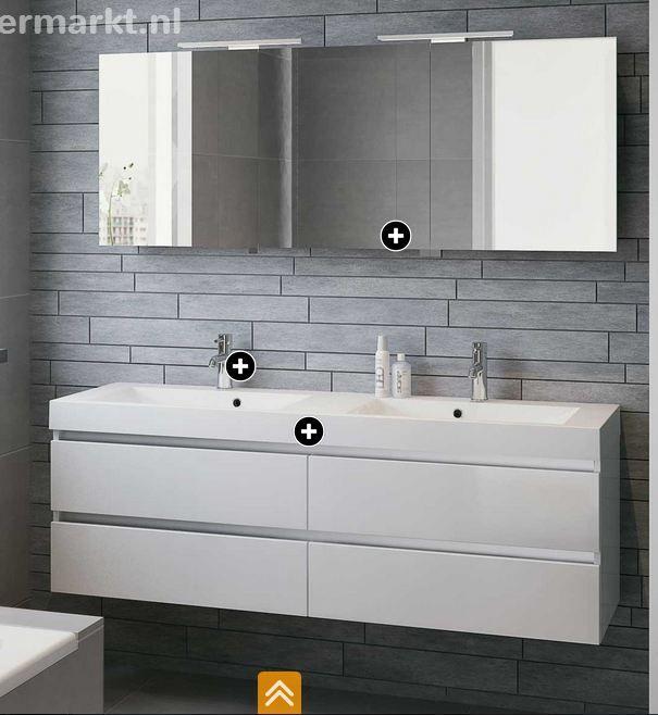 Stucwerk Wanden Badkamer ~ Tegels badkamer  Badkamer  Pinterest