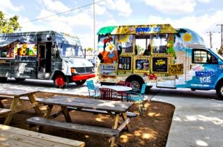 Richardson Food Truck Park | Where Richardson Keeps the Food Trucks | Dallas | DAL | Venue