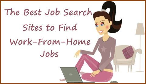 The Best Job Search Sites To Find Work-From-Home Jobs - Tackling Our Debt