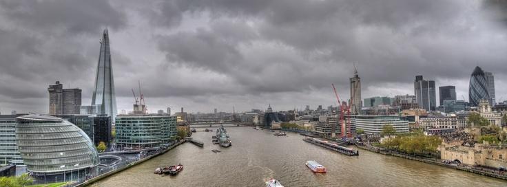 London HDR panorama argentiandrealeonardo.com