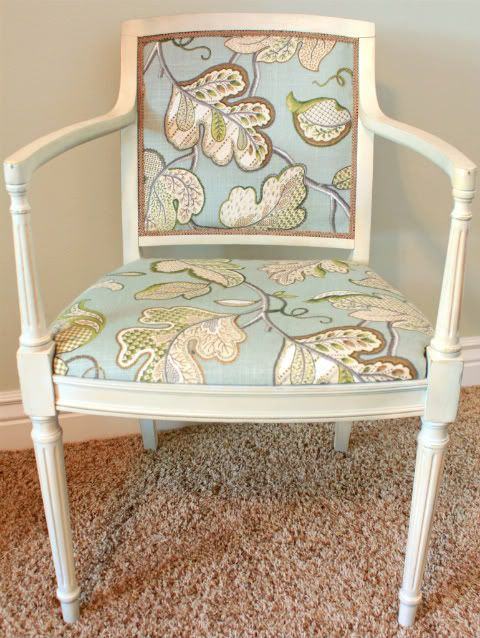: Chairs Makeovers, Bedrooms Reveal, Amazing Chairs, Bedrooms Makeovers, Color, Master Bedrooms, Chairs Projects, Diy Decor, Chairs Redo
