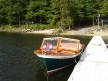 Boats for Sale: Classic Lymans and other Fine Craft | Androscoggin Wooden Boat Works | Lyman Boats our Specialty