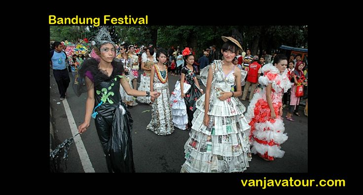 Bandung Indonesia attraction in Bandung Festival