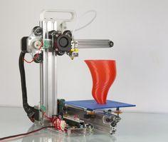 3D Printeresting. Portable 3D printer!