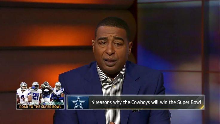 Cris Carter's 4 reasons the Dallas Cowboys will win the Super Bowl | THE...