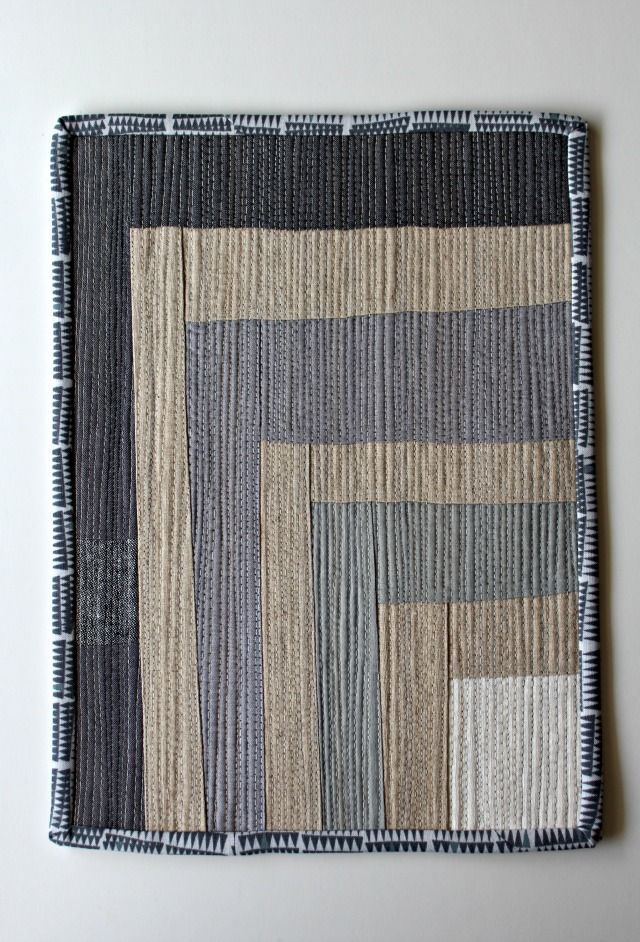 A Quilter's Table: The Desire to Make