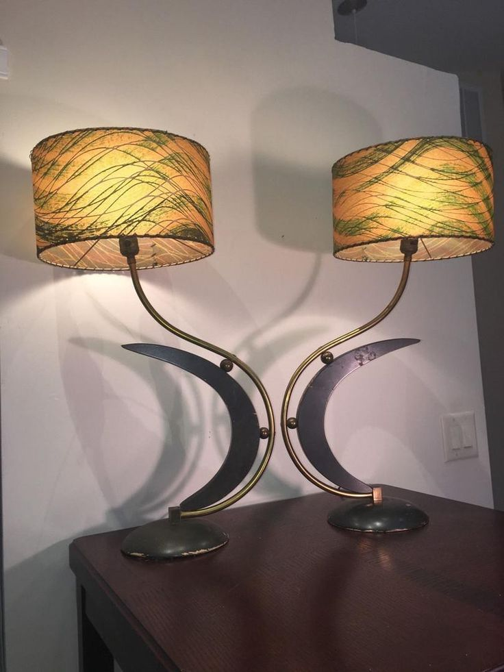 1950s majestic lamps mid century modern 1841438265 drum shadelamp
