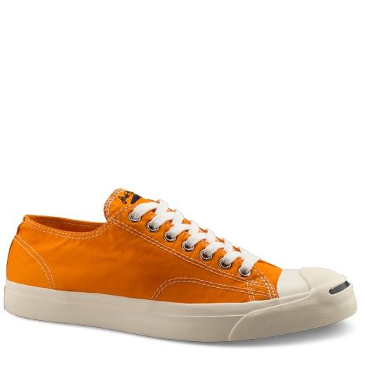 Orange Jack Purcells: Jack O'Connell, Jack Purcell, Orange Jack