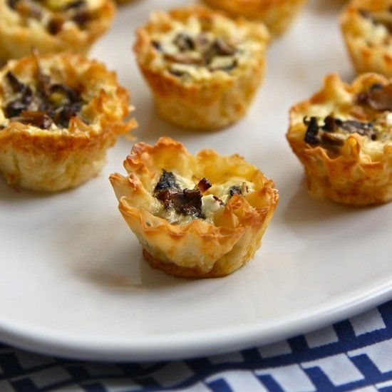17 best images about tapas canapes bite size hors for Canape quiche recipe