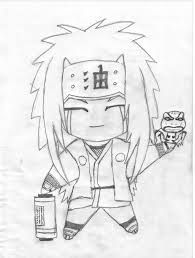 jiraiya drawing!