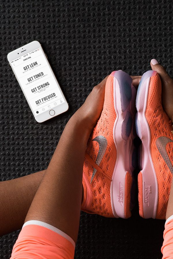 Train whenever, wherever. Get lean, toned and strong with over 100 workouts inspired by your favorite athletes. Download the Nike+ Training Club app now to get started.
