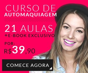 Conhecendo o curso de Auto-Maquiagem Online!  Curso com tutorial de maquiagem e dicas de beleza.