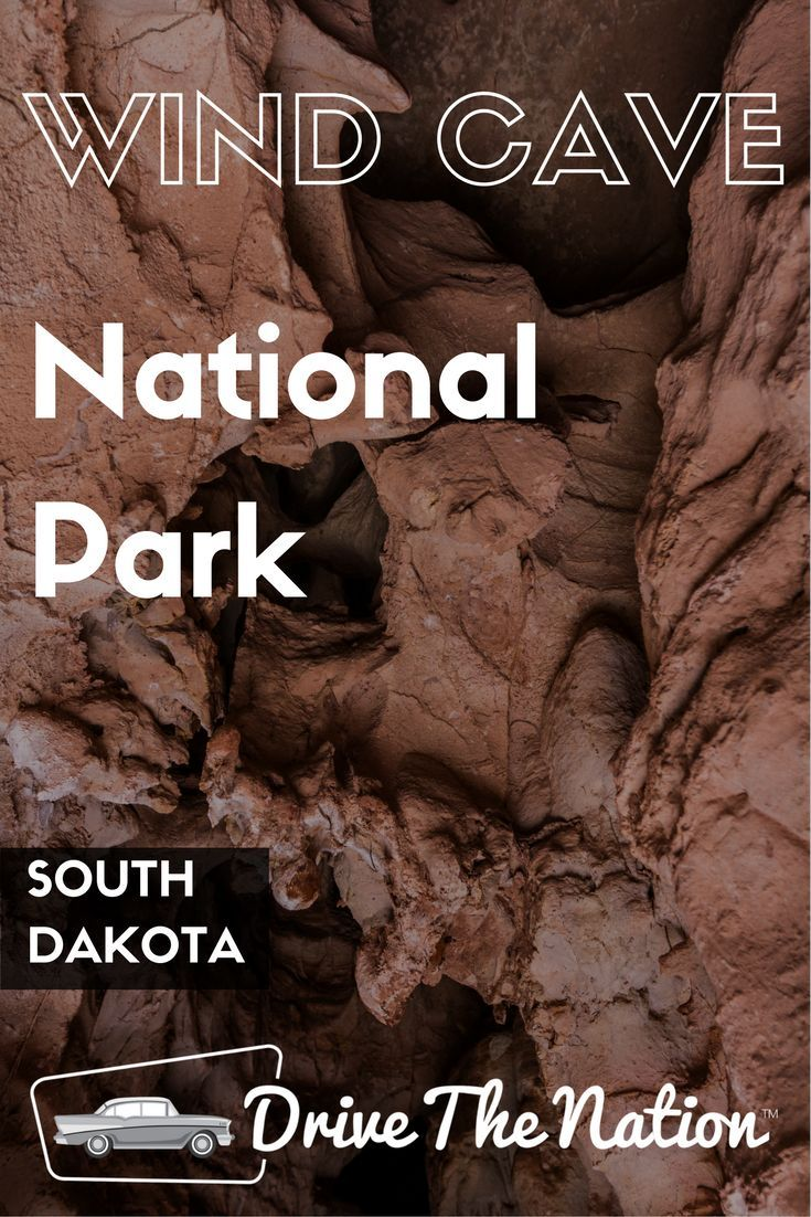 Wind Cave National Park might be one of the most fascinating in the entire National Park System.