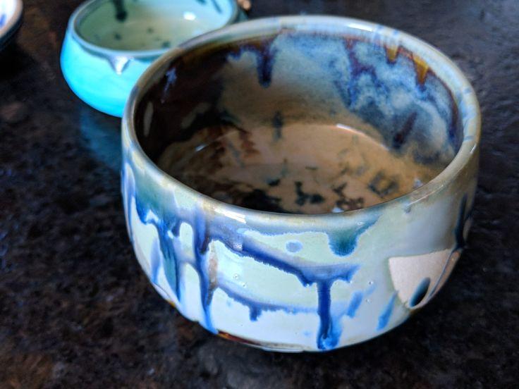 Paul's muesli bowl. By Rachel Youngman Dec 2017