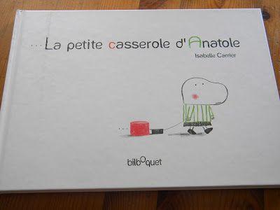 """Daisydées: Un livre sur la différence:"""" La petite casserole d'Anatole"""""""