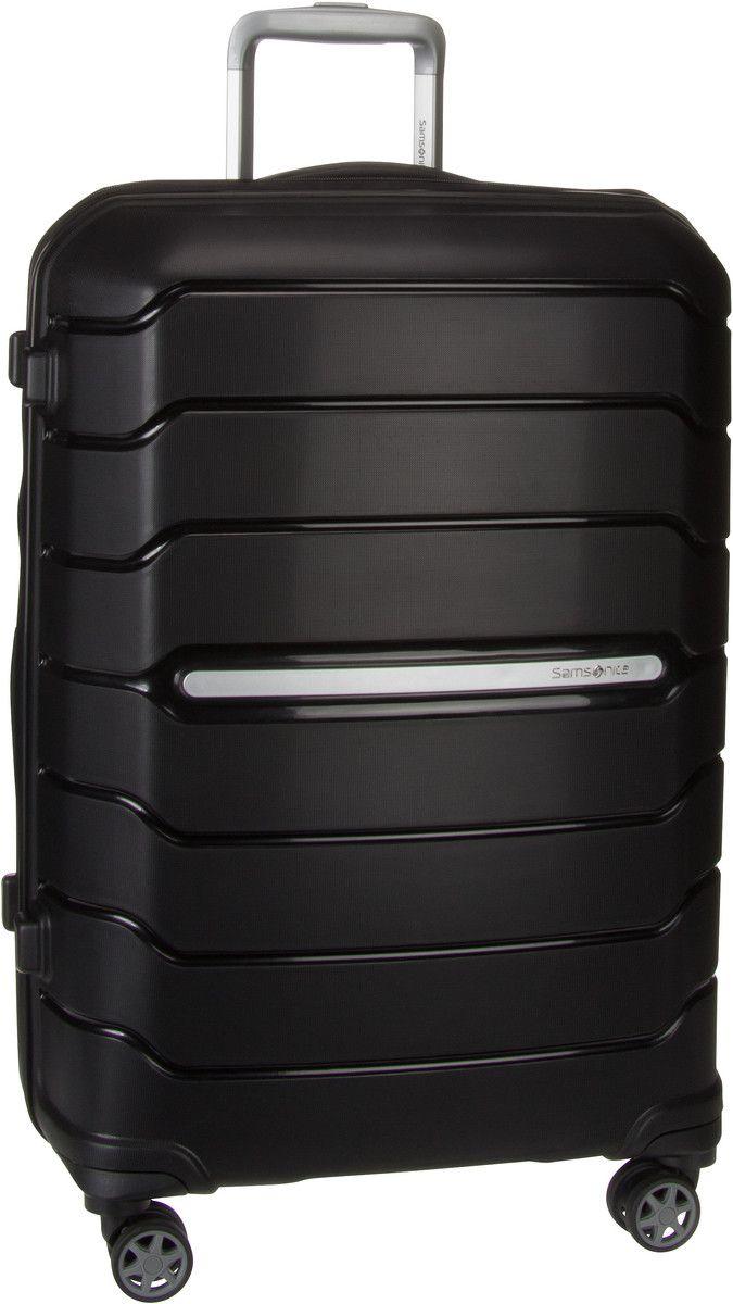 Taschenkaufhaus Samsonite Flux Spinner 68 Expandable Black - Trolley + Koffer: Category: Taschen & Koffer > Trolley und Koffer >…%#Taschen%